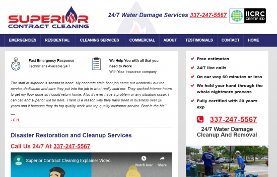 SupoeriorContractCleaning